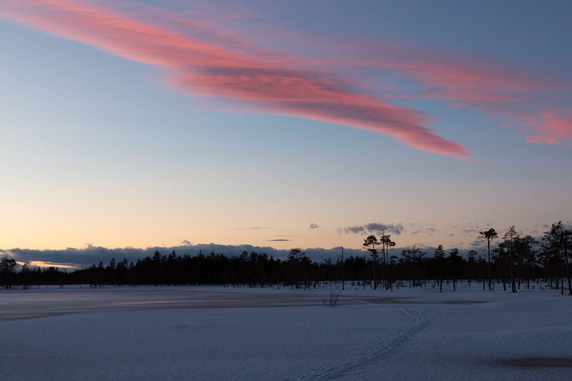 Efter solnedgång