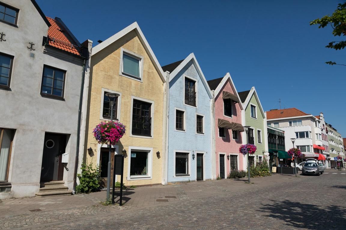 Mindre gata i Trelleborg