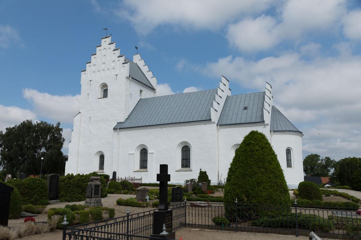 Järrestads kyrka