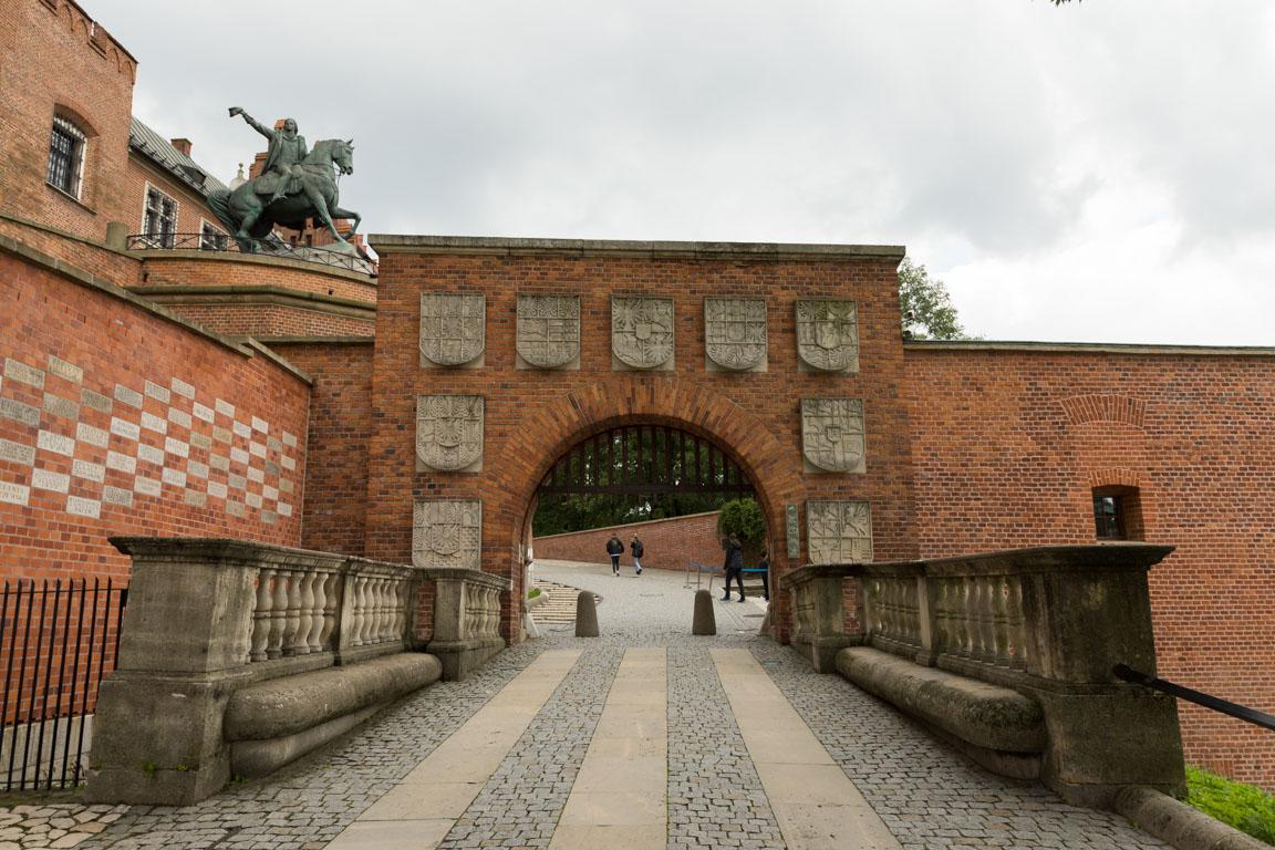 Port till Wawel